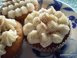 French Toast Cupcakes by apparentlyjessy
