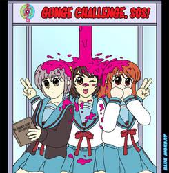 Gunge Challenge, SOS! by MrBlueMonday