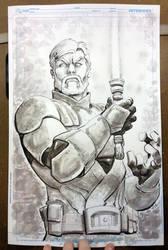 Obi-Wan Kenobi by FreddieEWilliamsii