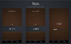 Noir. by xNiikk