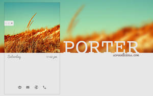 PORTER. by xNiikk