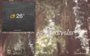 TRAVELER. by xNiikk