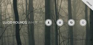 Lucid Rounds White by xNiikk