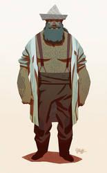 Paperhat Sailor by KristofferWM