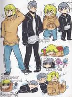 K-Pop Rock ::Commission for Popolis by SpookySherbs
