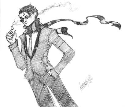 GO : Wind, Smoke, Flame by Scarabsi