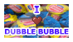 Dubble Bubble Stamp by tdiCastfire