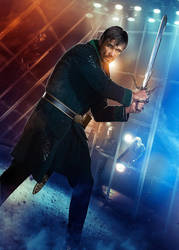 Ra's Al Ghul by TheElectrifyingOneHD