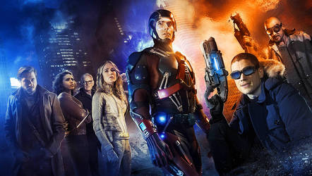 Legends Of Tomorrow by TheElectrifyingOneHD