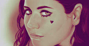 Marina and the Diamonds by DesiraeSalazar