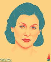Lorna Morello - OITNB by DesiraeSalazar