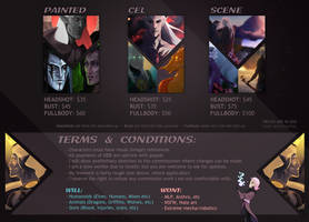 [CLOSED] Commission Prices - 2018 by Schuis