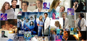 Grey's Anatomy Wallpaper by BookWizard