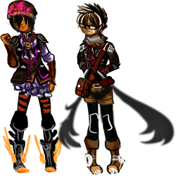 Two Versions of Ira (Help Me Choose) by toteczious
