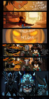 AF: Halloween: That Ain't A Trash Costume Kid... by toteczious