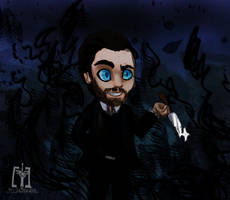 Alan Wake American Nightmare: Herald of Darkness by toteczious