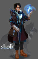 Legacy: Skoll Darksnow by toteczious