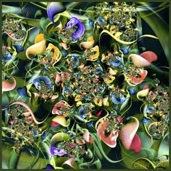 Millepetali by infinite-art