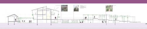 Longitudinal Building Section by julieexann