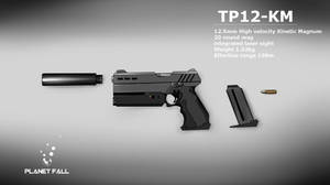 TP12 Kinetic magnum by danimedr