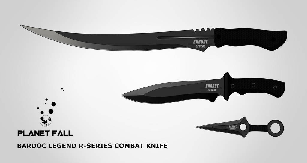 Combat Knives by danimedr
