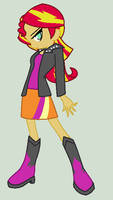 Sunset Shimmer by TigerPrincessKaitlyn
