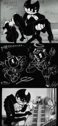 BATIM Chapter 4 - End the Angel by fnafmangl
