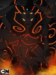 Obsidian Steven Universe by fnafmangl