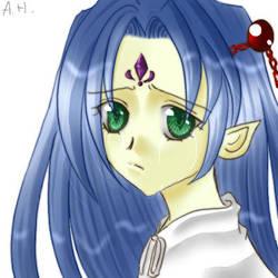 elf girl by lilymonhai