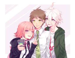 SDR2 - Trio by Kuri-s