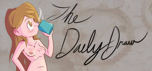The Daily Draw - LIVE by GlitchyReal