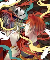 +Behind The Mask+ by Niniwine