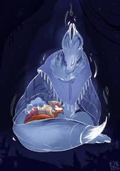 Little Fox Finding Home by Elisa2B