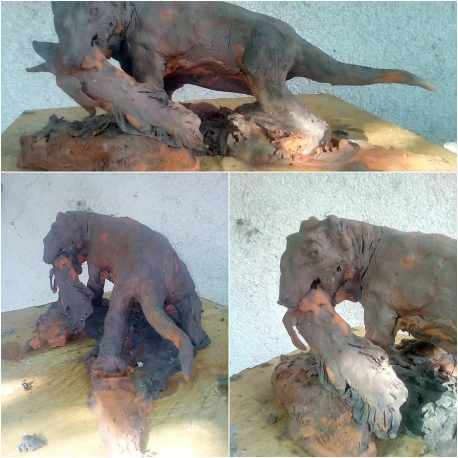 Lobalopex mordax Update by Waspdrake