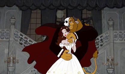 Phantom Beast of the Opera by Randolph-Larry