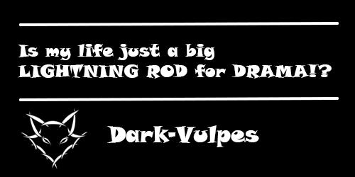 Drama by Dark-Vulpes