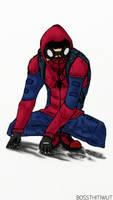 I'm Spider - man by BOSSTHITIWUT