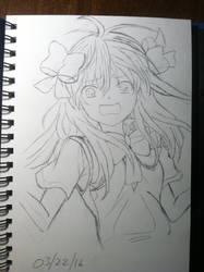 Sakura Chiyo by solisdevil