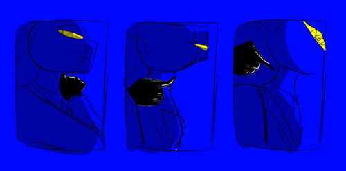 Curtains, Dear by Galaxygale