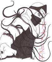 Kakuzu by Funanime-art