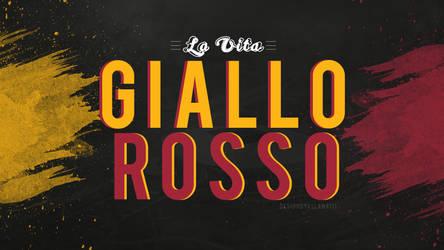 Galatasaray Wallpaper HD | La Vita Giallo Rosso by aslan4111