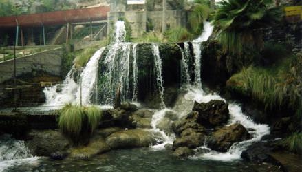 Los Filtros Waterfall by gomezm149