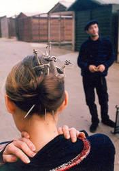 Hairpins! by IkaKako