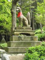 Inari no Kitsune by meleemonkey