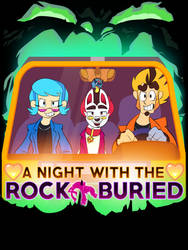 A Night With the Rock Buried by zillford