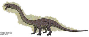 Tanystropheus longobardicus by HellraptorStudios