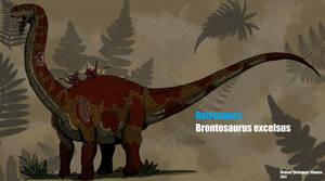 Retrosaurs: Brontosaurus excelsus by HellraptorStudios