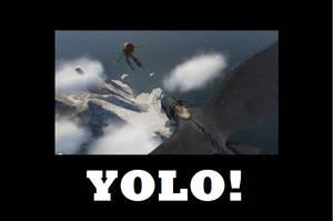YOLO!!!! by RobotToxic