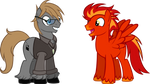 Heat Wave Commition - Standard OC Vector Set by TheEditorMLP