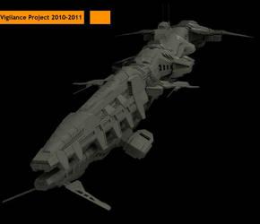 Cruiser by MoonredStarblack